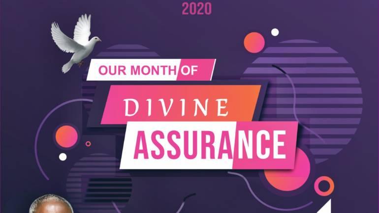 April – The Month of Divine Assurance