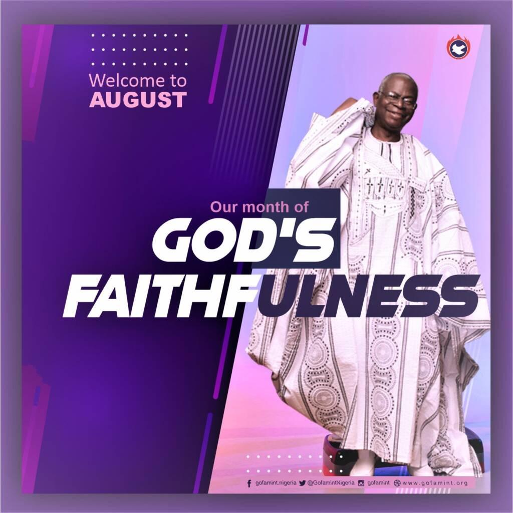 declaration august 2020 god's faithfulness