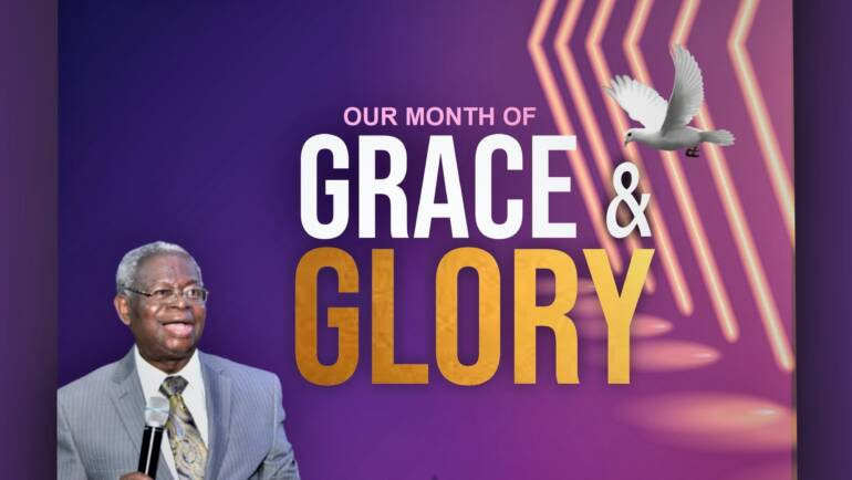 September 2020 – Our Month of Grace and Glory