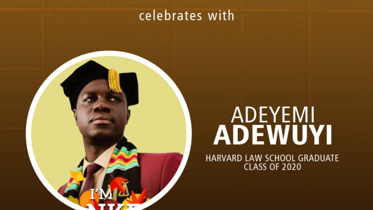 Yemi Adewuyi – HLS'20: Except the Lord Builds the House…
