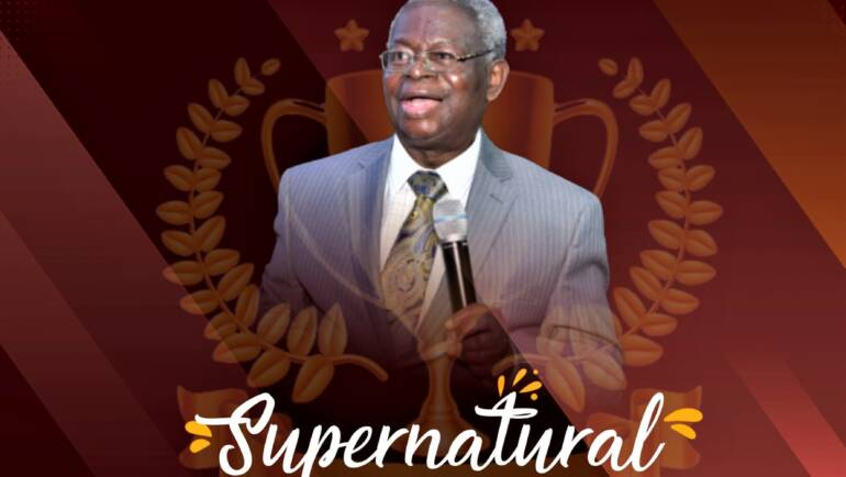 January 2021 – Our Month of Supernatural Victory
