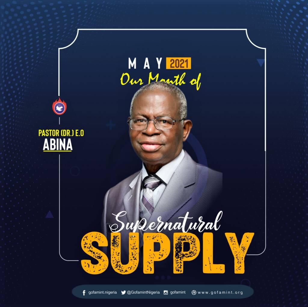 May 2021 Supernatural Supply
