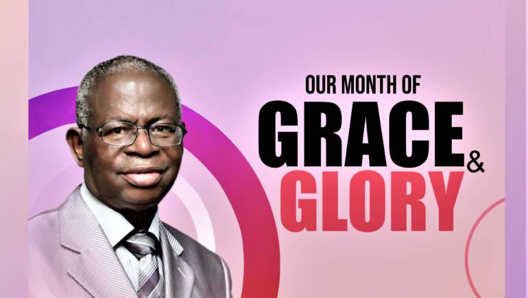 June 2021 – Our Month of Grace and Glory