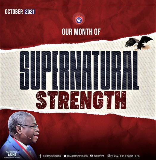 october supernatural strength